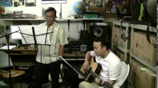 Hy Vong Band- Mat Biec- Acoustic Guitar Mui- Ca Si Anh Ty
