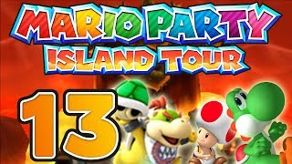 Let's Play Mario Party Island Tour Part 13: 2 Sieger! [Ende]