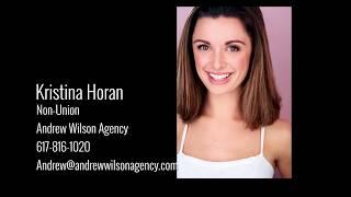 Kristina Horan -  Musical Theater Reel