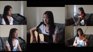 It Takes a Lot to Know a Man (Damien Rice cover) - Chantal D