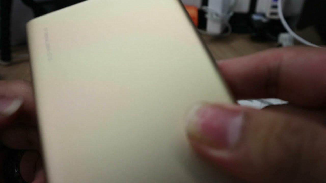 Vlog 12 Miniso Power Bank Unboxing Youtube
