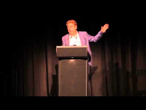 E-Oz Annual Conference 2014: Danny Kennedy - International Guest Speaker