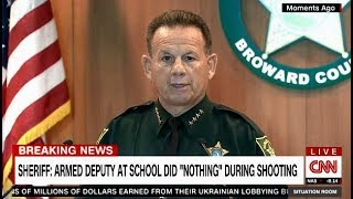 BREAKING NEWS: Armed Deputy At Douglas H.S. Did Nothing During Shooting