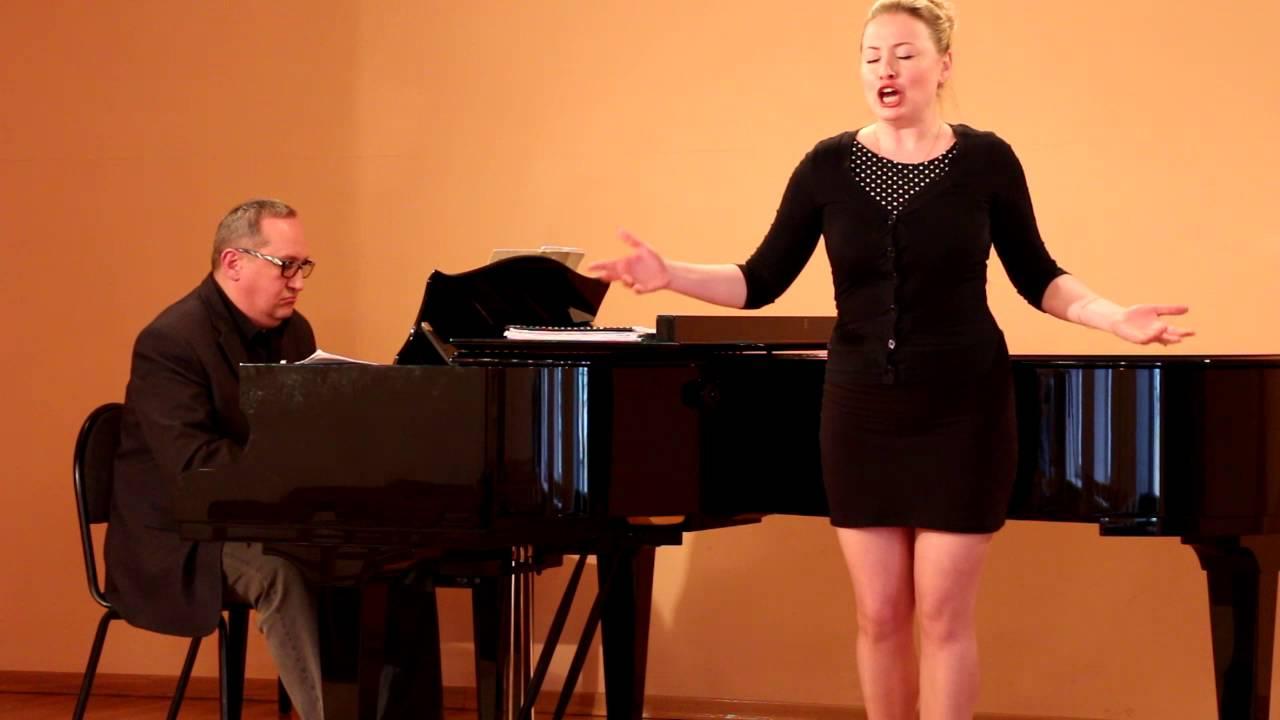 Anastasiia Kolchina - Oh la pitoyable aventure! - Ravel