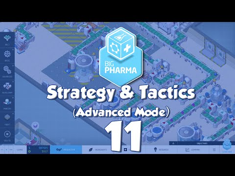 Big Pharma Strategy & Tactics 11: Do Well But Not Perfect