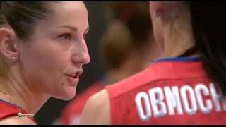 2015 Japan VS Russia Volleyball World's Cup Women