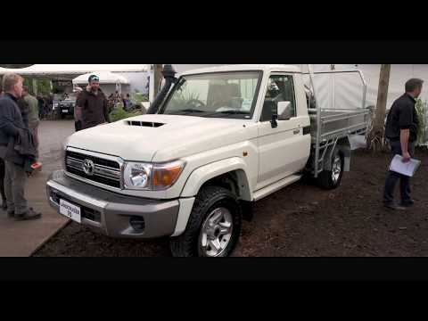 Toyota at Field Days 2017