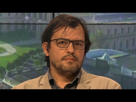 Carlos Gomez Florentin on the political situation in Paraguay