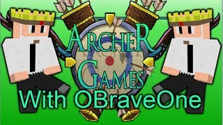archer games ep 8   f5 mode   go away