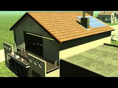 BVC Group - 3D Animatie - Solar Power