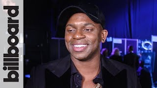 Jimmie Allen Reacts to Success of 'Best Shot' | CMAs 2018 Video