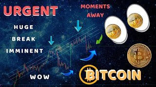 URGENT WARNING!! BITCOIN CHART NO ONE IS SEEING | IT'S CRAZIER THAN YOU THINK ~ WOW!!