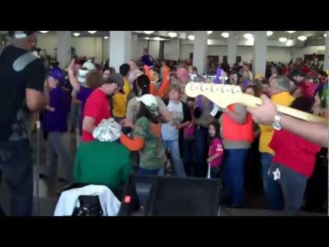 Mardi Gras Gumbo Cook-off Lake Charles, La
