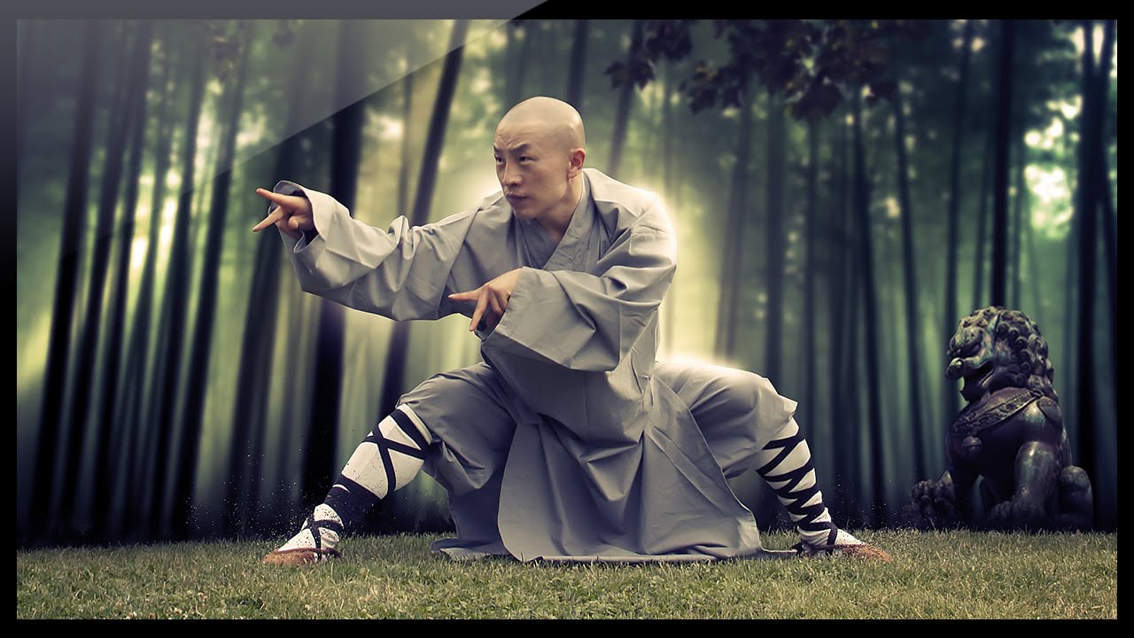 Photoshop Tutorial How To Make A Shaolin Martial Arts Wallpaper