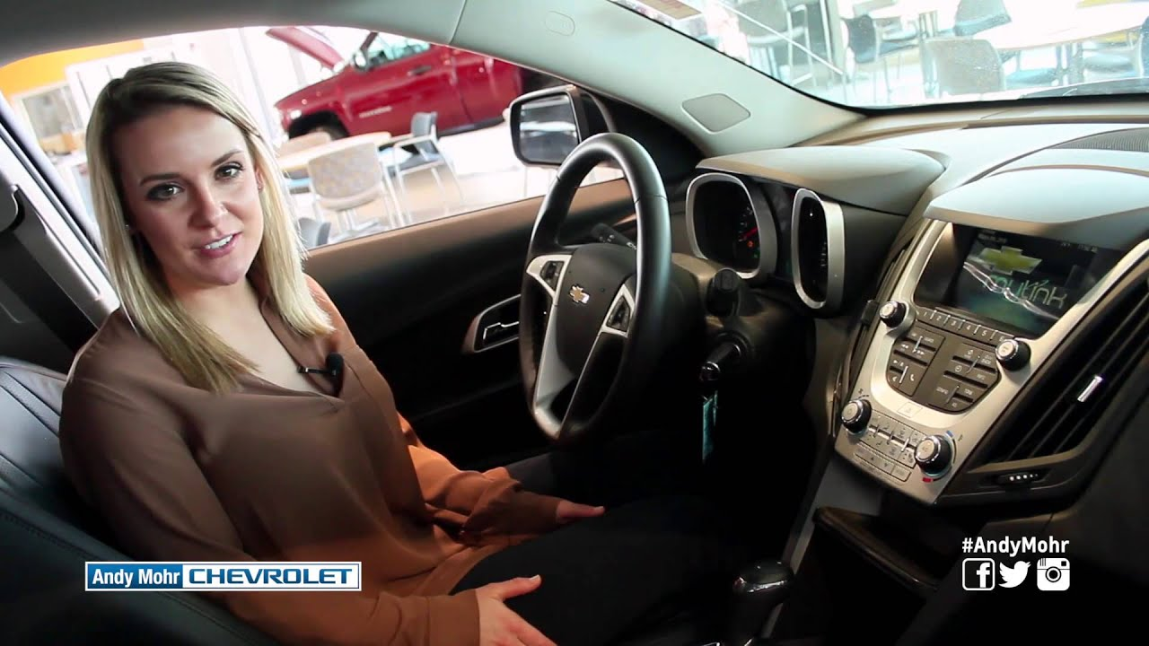 2016 Chevrolet Equinox Walkaround Andy Mohr Chevrolet