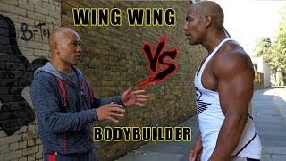 Video Wing chun vs Bodybuilder download MP3, 3GP, MP4, WEBM, AVI, FLV Oktober 2018