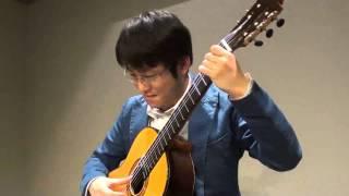 月刊『現代ギター』添付楽譜より 花は咲く 作曲:菅野よう子 編曲・演奏...