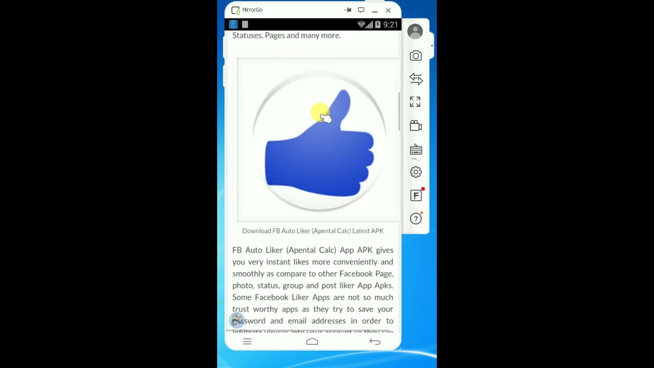 Fb Auto Like Apps Download - toyoucrise