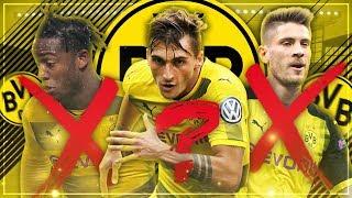 BATSHUAYI, KRAMARIC & PHILIPP: 2 STÜRMER MÜSSEN GEHEN!?? ⛔️😬 - FIFA 18 Dortmund Karriere #11