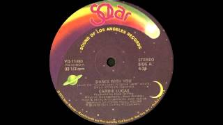 Carrie Lucas - Dance With You (Solar Records 1979)
