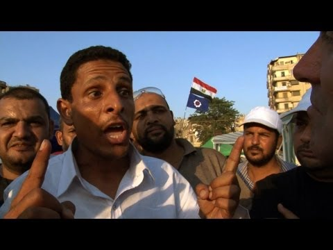 Egyptian Protesters Demand Election Results