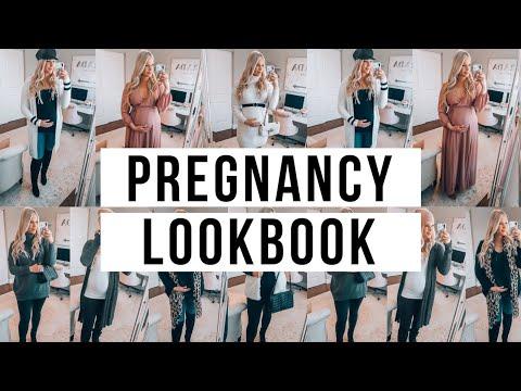 PREGNANCY LOOKBOOK   WINTER EDITION
