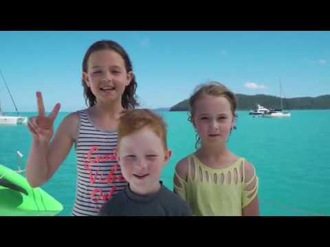 Bareboat Charter with Cumberland Charter Yachts, Whitsundays