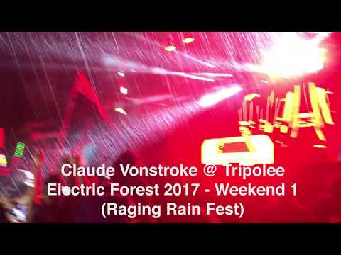 Claude Vonstroke @ Electric Forest - Weekend 1