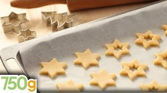 Biscuits de Noël faciles - 750g