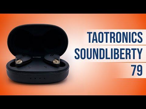Taotronics Soundliberty 79 im Test - Was taugt der günstige In-Ear Kopfhörer? | Deutsch | Review