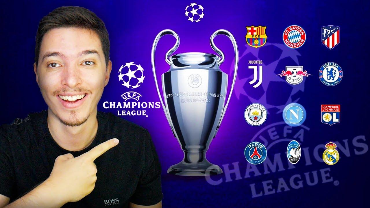 CINE VA CASTIGA UEFA CHAMPIONS LEAGUE 2020 ?! PREDICTIILE MELE PENTRU MECIURILE FINALE DIN UCL !!!