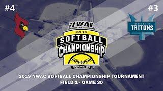 2019 NWAC Softball Championship - Field 1 - GM 30 - North Idaho vs Edmonds
