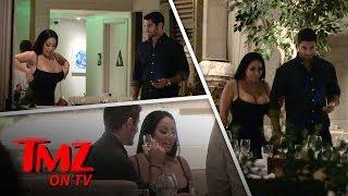 Jimmy G Takes Huge Porn Star On Romantic Date! | TMZ TV