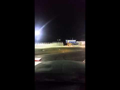 Drifting my miata at Lake County speedway