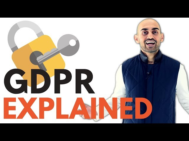 WHAT is Data Protection? 4 (Simple) Tips to Get Your Company GDPR Compliant