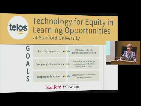 Janet Carlson Opening Remarks on Computational Thinking, Teaching, and Equity