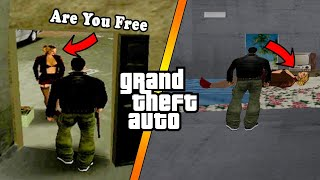 What Happens if Girlfriend Comes To Safe House Of GTA 3? (Funny Ending)