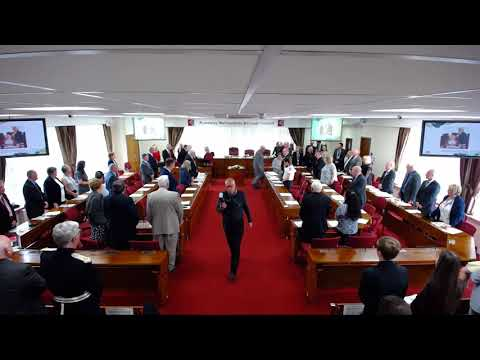Annual Meeting of Knowsley Council, 18 May 2018