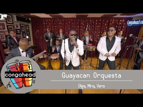 Guayacan Orquesta performs Oiga, Mire, Vea Mp3