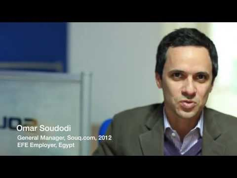 Employer Insight: Souq.com - Education For Employment Egypt