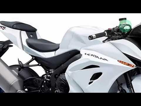 All New Suzuki GSX-R Katana Sportbike cc  cylinder  | Motorcycle Modification