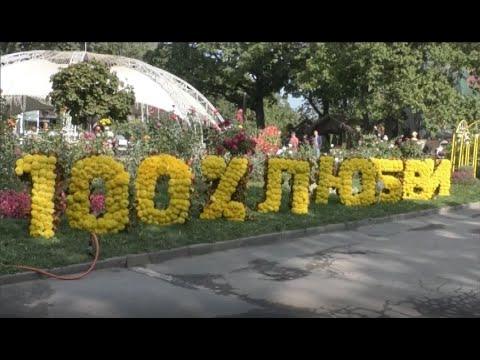 АТН Харьков: Рекордная цветочная феерия: в Харькове пройдет