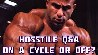 HOSSTILE Q&A #2 Part 2 - What Does It Feel Like Being On A Cycle?