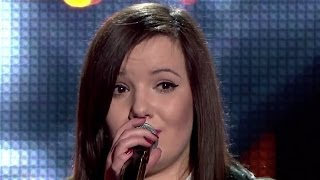 """The Voice of Poland IV - Paulina Kopeć - """"Can't Help Falling in Love"""