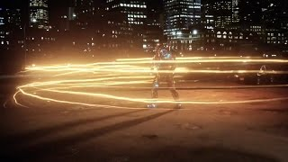 Jesse Quick VS Savitar (To be continued)