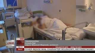 Samosąd na strażakach - mieli współżyć z nastolatkami (Raport z Polski TVP Info, 09.04.2013)