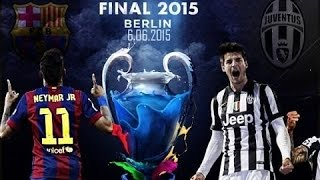 Barcelona vs Juventus Promo - UEFA Champions League Final 2015 - 'Road to Berlin' [HD]