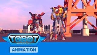 托宝兄弟 09 [Chinese Version Tobot Season1 Ep.09]