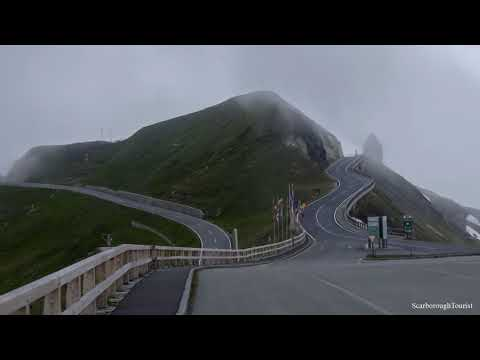 Travelling Scenes - Driving The Famous Großglockner Pass, Austria
