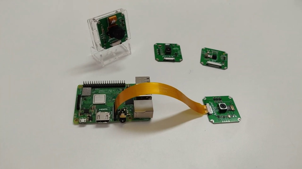Use Almost Any MIPI Camera Module on Raspberry Pi (up to